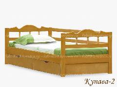 кровать подростковая с ящиками